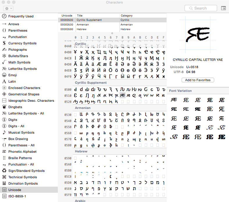 New Feature Technote: Unicode Support in Helix 7 0